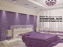 Peaceful Design Purple Bedroom Furniture Velvet Brings An Air Of Luxury To  The Small Full Size