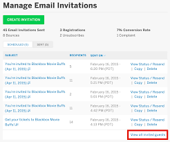 How to clean your contact lists | Eventbrite Help Center