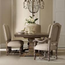 formal dining set with rectangular table upholstered arm chairs and upholstered side chairs