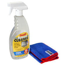 CAIG CCS-503 Screen Cleaner Kit with Microfiber Cloth 22 oz.