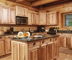 Hickory Kitchen How To Clean Yellowed Hickory Kitchen Cabinets Modern Kitchen 2017