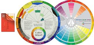Colour Wheel Chart Colors Makeup Color Wheel Chart Home Appliances