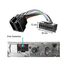 cable iso sony mex bt2500 mex bt2600 mex bt3600u mex bt3700u £7 57 cable iso autoradio sony pour mex r 1 xplod mp3 cd m630 cd