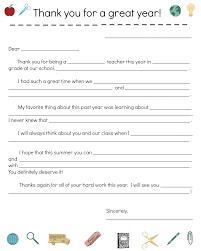 Cover Letter Teacher Appreciation Letters Teacher Appreciation