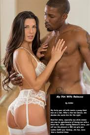 Fuck my white wife story