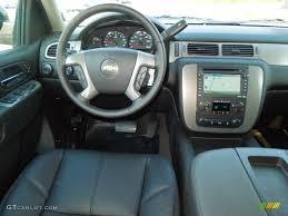 2013 Chevrolet Tahoe LT 4x4 Ebony Dashboard Photo #68979449 ...