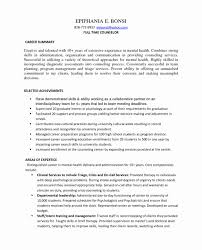 Lpc Counselor Resume Sample Unique Archaicawful Mft Resume Sample