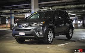 Review: 2014 Toyota Rav4 – M.G.Reviews