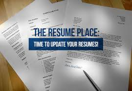 Update Your Resumes Alert Time To Update Your Resumes 2 New Webinars With Kathryn