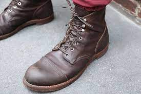 red wing iron ranger is it really the