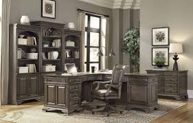 Aspenhome Arcadia Collection Desk and Return