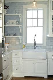kitchen backsplash glass tile blue. Blue Mosaic Tile Backsplash Medium Size Of Bathrooms Glass Subway Grey . Kitchen O