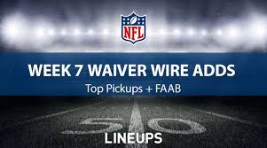 Week 7 Waiver Wire Pickups & Adds: Fantasy Football 2019