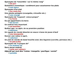 10 synonyme