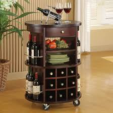 Exciting Brown Along With Furniture Mini Bar Cabinet ...