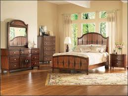 Classic Luxury English Country Style Master Bedroom With White Bed BedBedroom Decorating Ideas Country Style