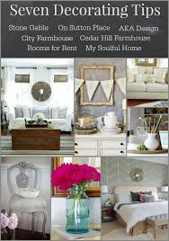 Tips For Home Decor Decor