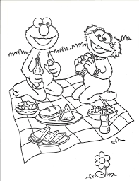 Small Picture Family Picnic Coloring Pages Dalarcon Com Coloring Coloring Pages