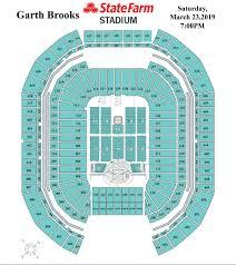 24 Logical Broncos Stadium Concert Seating