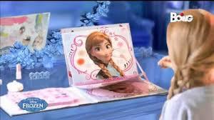 frozen make up artist book spot 2016