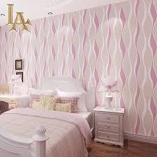 Pink Wallpaper Bedroom Popular Pink Stripe Wallpaper Buy Cheap Pink Stripe Wallpaper Lots