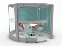 office pods. quiet space office pods