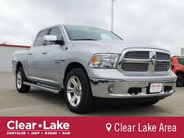 Pre-Owned 2018 Ram 1500 Lone Star Silver Crew Cab Pickup in Webster ...
