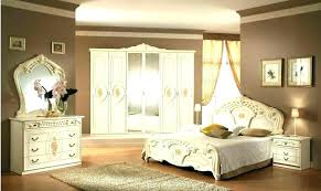 Distressed White Bedroom Set Rustic White Bedroom Furniture Antique ...