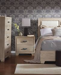 Shermag Bedroom Furniture Shermag Monet Bedroom Collection Queen Size Driftwood Finish Bed