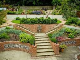 Small Picture Garden Design On Steep Slopes Designrulz Idea 27 And Ideas