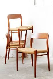 dining chair by niels otto møller