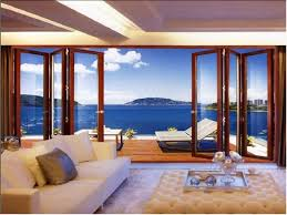 Folding Glass Patio Doors - Exterior patio sliding doors