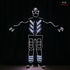 Tron Dance Lights Hot Sell Dmx512 Team Tron Dance Led Costumes Cheap Led Tron Dance Costumes With Dmx512 Buy Lights Led Dance Costumes Modern Dance Costumes Cheap