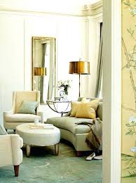modern interior design with a large wall mirror for small rooms barbara barry star found barbara barry mirror star