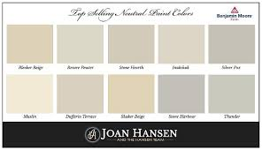 B Benjamin Moore Stone House Paint Colors To Help Sell Your Home Best Neutral