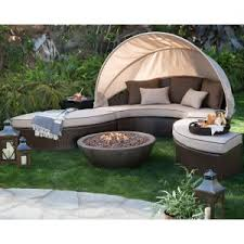 Contemporary & Modern Fire Pit Patio Sets