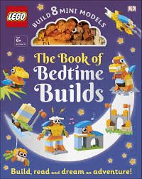 The Art Of Lego Design Book The Lego Book Of Bedtime Builds With Bricks To Build 8 Mini