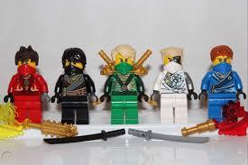 NEW LEGO 2014 NINJAGO KAI COLE LLOYD ZANE JAY Minifigures REBOOTED  Techno-Robes