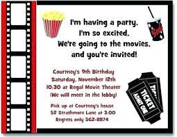Movie Night Invitation Template Free Movie Invitation Template Black Popcorn Movie Night Invitation Movie