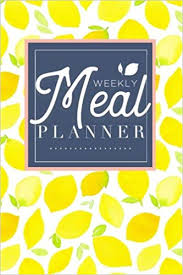 Meal Planner Track And Plan Your Meals Weekly 52 Week Food