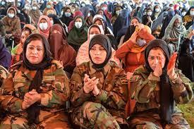 مطالب متزايدة بقوة أممية في أفغانستان لحماية مكاسب النساء