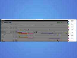 Filemaker Gantt Chart Video Training Company Hires Isolutions To Build Custom