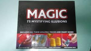 <b>Набор для</b> начинающего МАГА 75 трюков, MAGIC 75 tricks, 150 ...