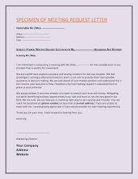 sample email business meeting invitation cover letter format it