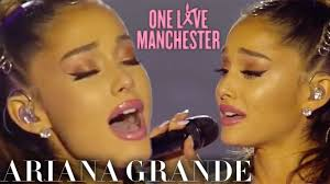 ariana grande one love manchester makeup tutorial