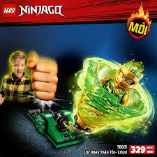 NEW] CON QUAY LEGO NINJAGO DIỆN MẠO... - Vietnam LEGO Club