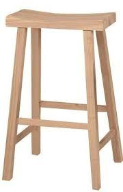 unfinished bar stools. 29\ Unfinished Bar Stools I