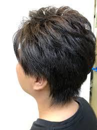 メンズカラー フェミニン メンズカット メンズtme Hair川崎小田 Tme
