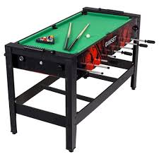 Franklin Sports 4 In 1 Quikset Game Table : Target