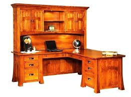 desk with many drawers l shaped desk with locking drawers rustic desk corner with hutch new